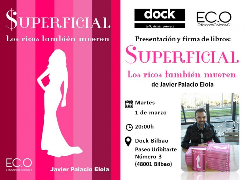 cartel SUPERFICIAL