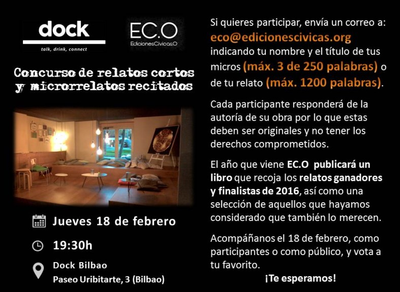 concurso Dock febrero