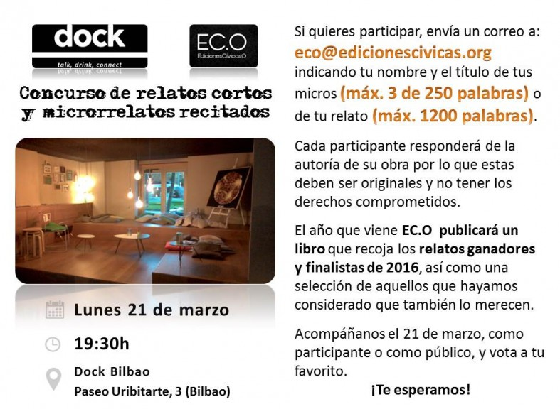 concurso Dock marzo