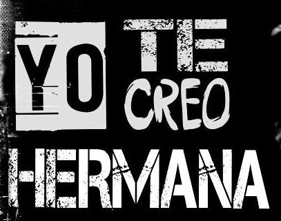 YO TE CREO HERMANA